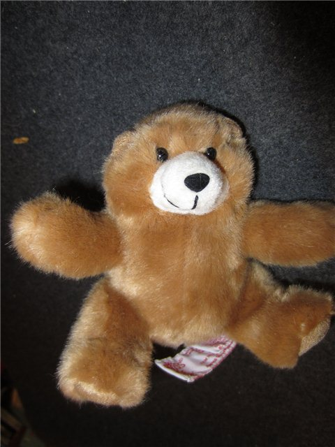 Charmin Toilet Tissue Baby Bear Bill Plush Russ Teddy Bear