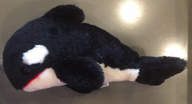 Souvenirs Vintage Seaworld Plush Stuffed Animal Shamu The Whale